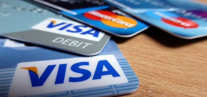クレジットカードブランドのシェア率を比較!