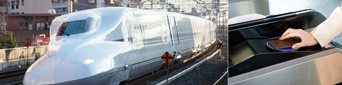JR東海エクスプレス予約サービスでらくらく乗車!