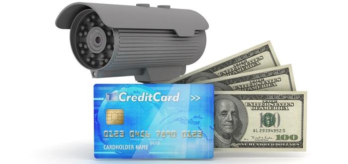 不正利用を見つけるカード会社のセキュリティ