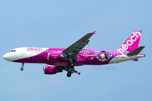 ピーチ、羽田~仁川(ソウル)便を2016年2月5日より運航開始!往復で9,000円!ピーチの羽田路線は台北に続く2本目