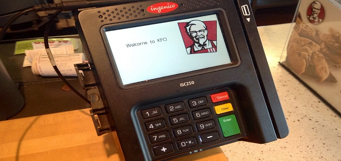 ケンタッキーではクレジットカードが使えるのか?