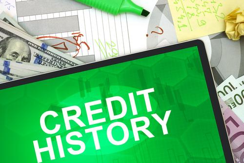 自分のクレジットヒストリーを見ることはできますか?
