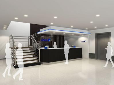 明日の2015年11月5日(木)から伊丹空港「ANA スイートラウンジ」がオープン!