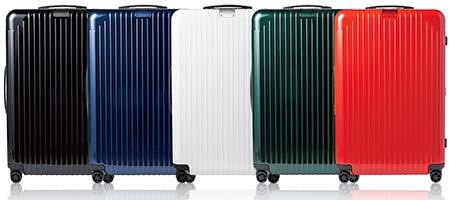 JCBカードで高品質スーツケースを格安レンタル