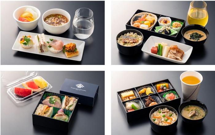 ANAの機内食サービス サルでも分かるおすすめクレジットカードオリジナル画像