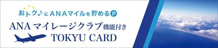 TOKYUポイントをマイルに移行する サルでも分かるおすすめクレジットカードオリジナル画像