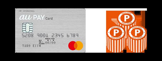au PAYカードの利用代金をPontaポイントで支払う サルでも分かるおすすめクレジットカードオリジナル画像