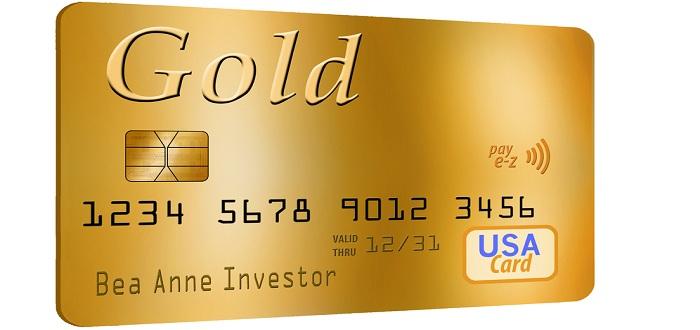 ゴールドカードの基準となる年収の目安とは