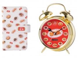 王将でスタンプを集めると目覚まし時計又はオリジナルスマホケースが貰える サルでも分かるおすすめクレジットカードオリジナル画像