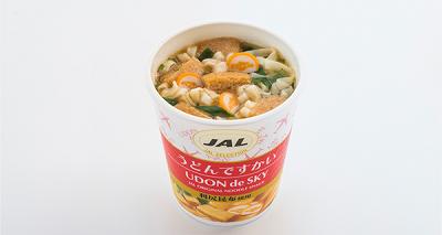 JALのオリジナル麺 サルでも分かるおすすめクレジットカードオリジナル画像
