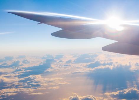航空便遅延費用付帯でもしもの時も安心!