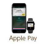 電子マネーiD Apple Pay対応