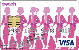 ピーチのプレミアム会員 サルでも分かるおすすめクレジットカードオリジナル画像