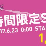 ピーチがお得度満載の「48時間限定SALE」を開始!1,990円~