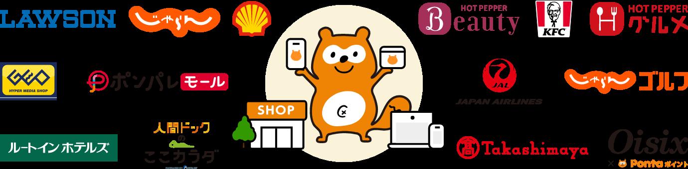Pontaポイントは1ポイント1円として加盟店で使える サルでも分かるおすすめクレジットカードオリジナル画像