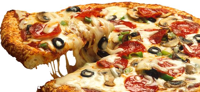 楽天デリバリーでピザが頼める