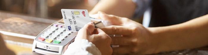 楽天カードのタッチ決済は、暗証番号の入力やサインが不要なので支払い時に手間がからないのがメリットです。