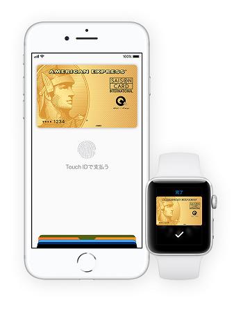 セゾンがApple Pay対応へ!