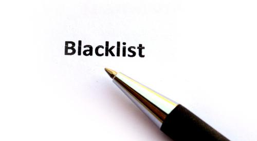 社内ブラックとブラックリストの違いはなんですか?