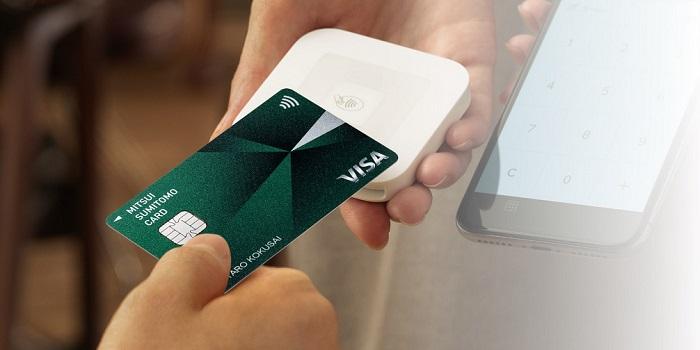 三井住友カードのVISAブランドにはVisaタッチ決済が搭載されている サルでも分かるおすすめクレジットカードオリジナル画像