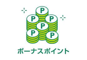 月の利用額が5万円以上ならボーナスポイントが貰える サルでも分かるおすすめクレジットカードオリジナル画像