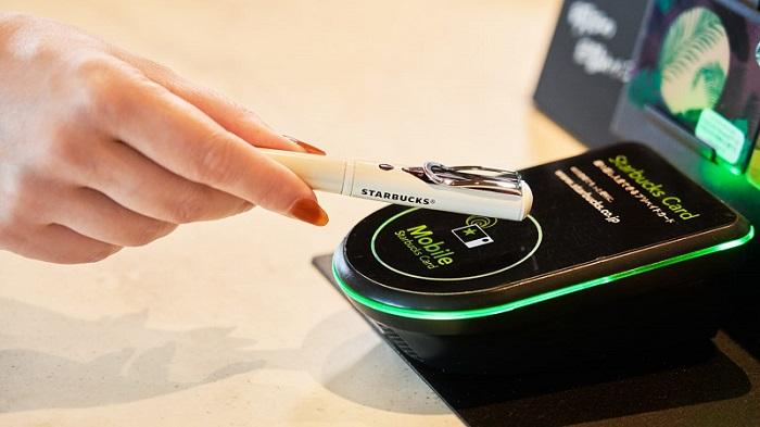 スタバでボールペンをかざしてコーヒーが買える サルでも分かるおすすめクレジットカードオリジナル画像