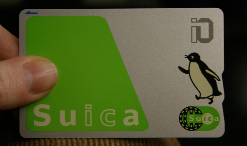 おさらいで「Suica」が使えるチェーン店をまとめてみた