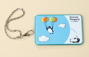 Suicaのペンギン 立体パスケース