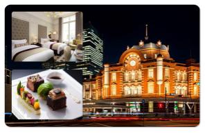 JREポイントを商品と交換する 東京ステーションホテル利用券(5,000円相当)