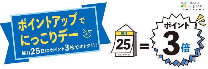 東急グループのアップポイントデー サルでも分かるおすすめクレジットカードオリジナル画像
