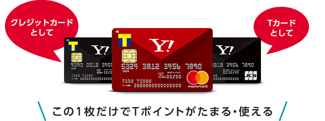 「Yahooカード」のポイントプログラム